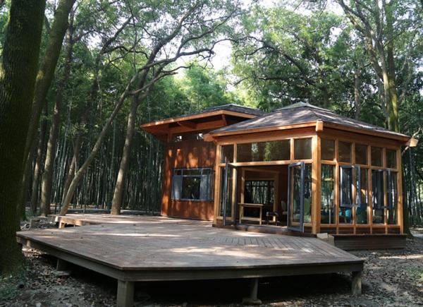 福建森林木屋